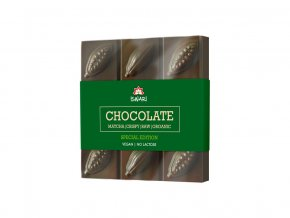 Bio bílá čokoláda Matcha 75g