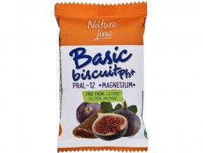 Oplatka fíková Basic biscuit pH+ 50g