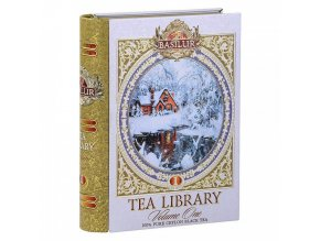 Basilur Tea Library white 100g