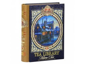 Basilur Tea Library blue 100g