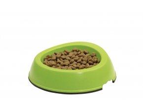 Maelson Miska pro psy a kočky - 1720 ml - zelená - 31 x 31 x 8,5 cm