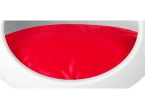 Guisapet polštář do pelíšku pro psy červený - S