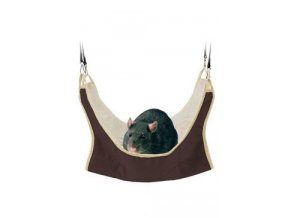 Trixie Závěsné odpočívadlo pro krysy a fretky, 30x30 cm