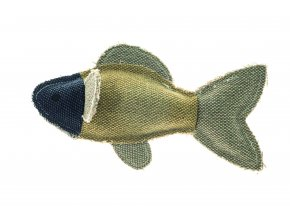 IMAC Textilní hračka pro psa - ryba - 21 x 12 cm