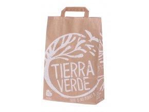 Tierra Verde – Taška papírová Tierra Verde – bezobal 10 ks