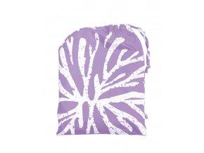 Tierra Verde – Povlečení dětské – motiv Tierra Verde fialová (135×100 cm + 60x40 cm)