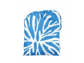 Tierra Verde – Povlečení dětské – motiv Tierra Verde tealová (135×100 cm + 60x40 cm)