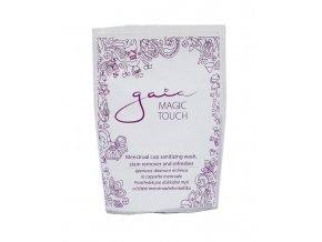 Tierra Verde – Gaia Magic Touch – na čištění kalíšku (Gaia Magic Touch), vzorek 50 g