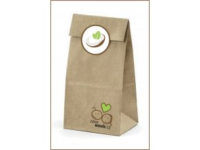 Bio arašídy loupané nepražené bio*nebio