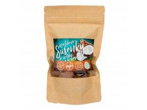 Sušenky špaldové se skořicí a kokosem 100 g MADHURÍ