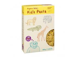 Těstoviny safari z tvrdé pšenice pro děti 300 g BIO ALB GOLD