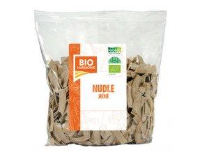 Nudle ječné celozrnné 400 g BIO BIOHARMONIE