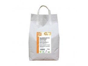 GASTRO - Mouka pšeničná celozrnná jemně mletá 4 kg BIO BIOHARMONIE