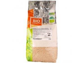 GASTRO - Rýže basmati natural 3 kg BIO BIOHARMONIE