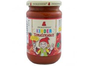 Omáčka rajčatová dětská 350 ml BIO ZWERGENWIESE