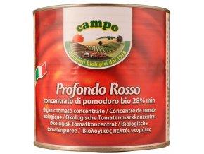 GASTRO - Rajčatový koncentrát (protlak) 2,5 kg BIO