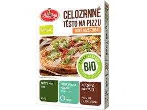 Pizza celozrnná v prášku 250 g BIO AMYLON