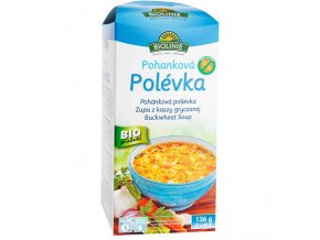 Polévka pohanková 136 g BIO BIOLINIE