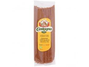 Špagety špaldové (100%) celozrnné 500 g BIO CASTAGNO