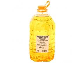 GASTRO - Olej slunečnicový na pečení a smažení 5 l BIO