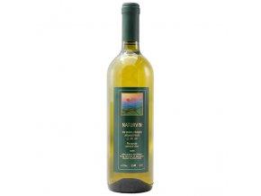 Víno bílé - moravské zemské víno (suché) 750 ml BIO NATURVIN DO VYPRODÁNÍ ZÁSOB