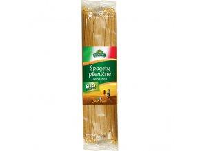 Špagety pšeničné celozrnné 500 g BIO BIOLINIE