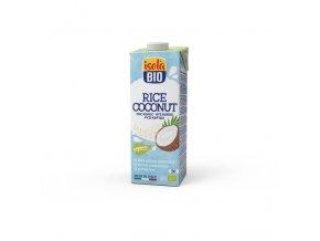 Nápoj rýžový kokosový 1000 ml BIO ISOLA BIO