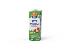 Nápoj rýžový lískooříškový 1000 ml BIO ISOLA BIO