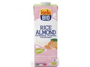 Nápoj rýžový mandlový 250 ml BIO ISOLA BIO