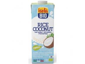Nápoj rýžový kokosový 250 ml BIO ISOLA BIO