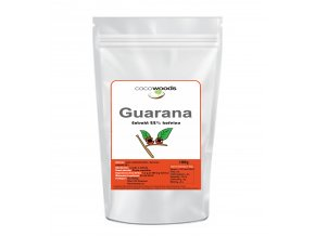 Guarana 22% Extrakt 100 g Cocowoods