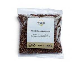 Pšenice červená na klíčení 100 g BIO PROBIO