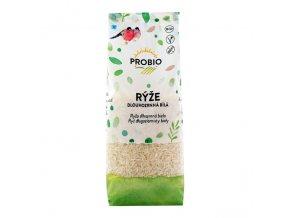 Rýže dlouhozrnná bílá 500 g BIO PROBIO