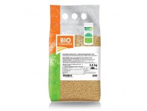 GASTRO - Kuskus celozrnný 2,5 kg BIO BIOHARMONIE