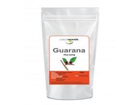 Guarana mleté semeno 100 g Cocowoods
