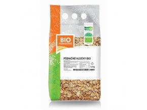 GASTRO - Vločky pšeničné 1,6 kg BIO BIOHARMONIE