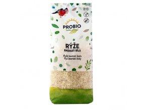 Rýže basmati bílá 500 g BIO PROBIO