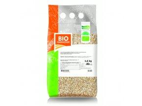GASTRO - Vločky ovesné jemné bezlepkové 1,6 kg BIO BIOHARMONIE