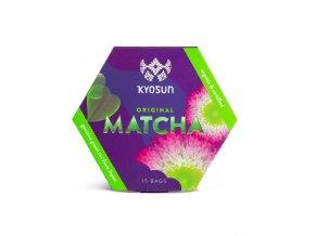 Matcha Tea Originál - jemně mletý zelený čaj 30 g BIO