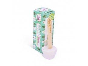 Lamazuna Tuhá zubní pasta - máta (17 g)