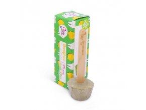 Lamazuna Tuhá zubní pasta - šalvěj a citrón (17 g)