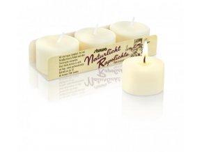 Stuwa Sada malých svíček (3 ks x 30 g) - bez vůně