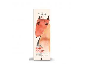 You & Oil KIDS Bioaktivní směs pro děti - Dětská kolika (10 ml)