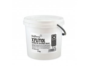 Xylitol 5 kg Wolfberry