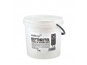 Erythritol 5 kg Wolfberry
