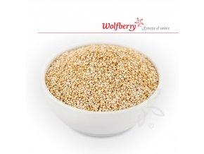 Quinoa bílá BIO 25 kg Wolfberry* Bez obalu