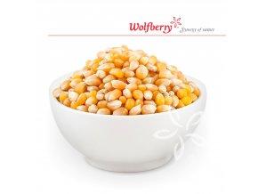 Kukuřice na popcorn BIO 25 kg Wolfberry