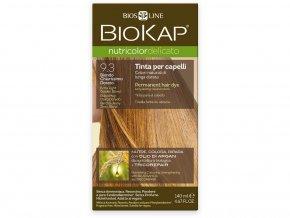 Barva na vlasy - 9.30 Blond zlatá - Extra světlá 140ml