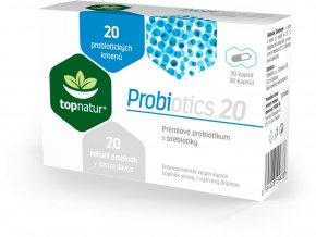 Probiotics 20 30cps.