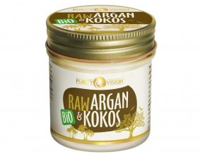 Bio Argan a kokos raw 120ml